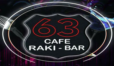 63 Cafe Raki Bar