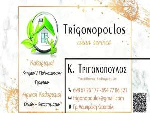 Τριγωνόπουλος Clean Service