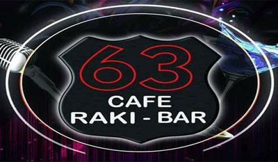 63 Cafe Raki Bar